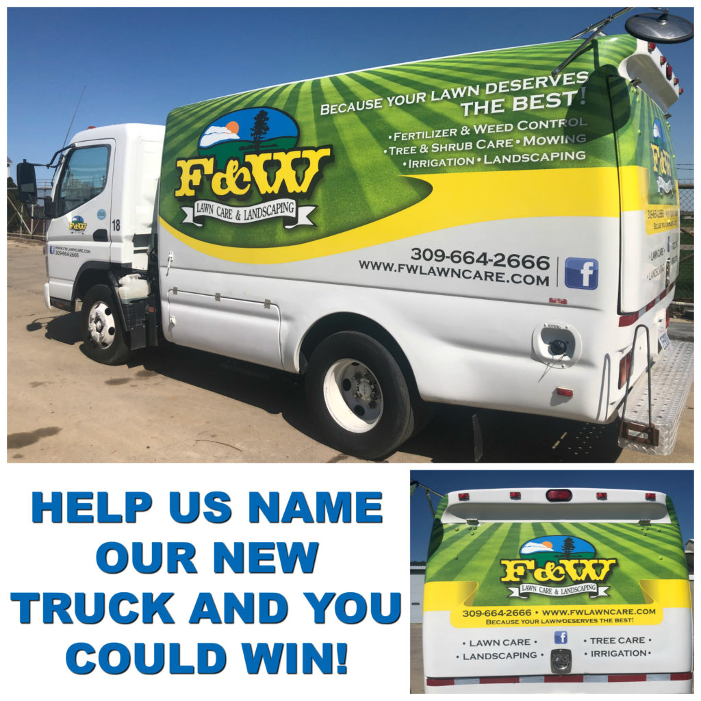 Contest Alert F W Lawn Care Landscaping